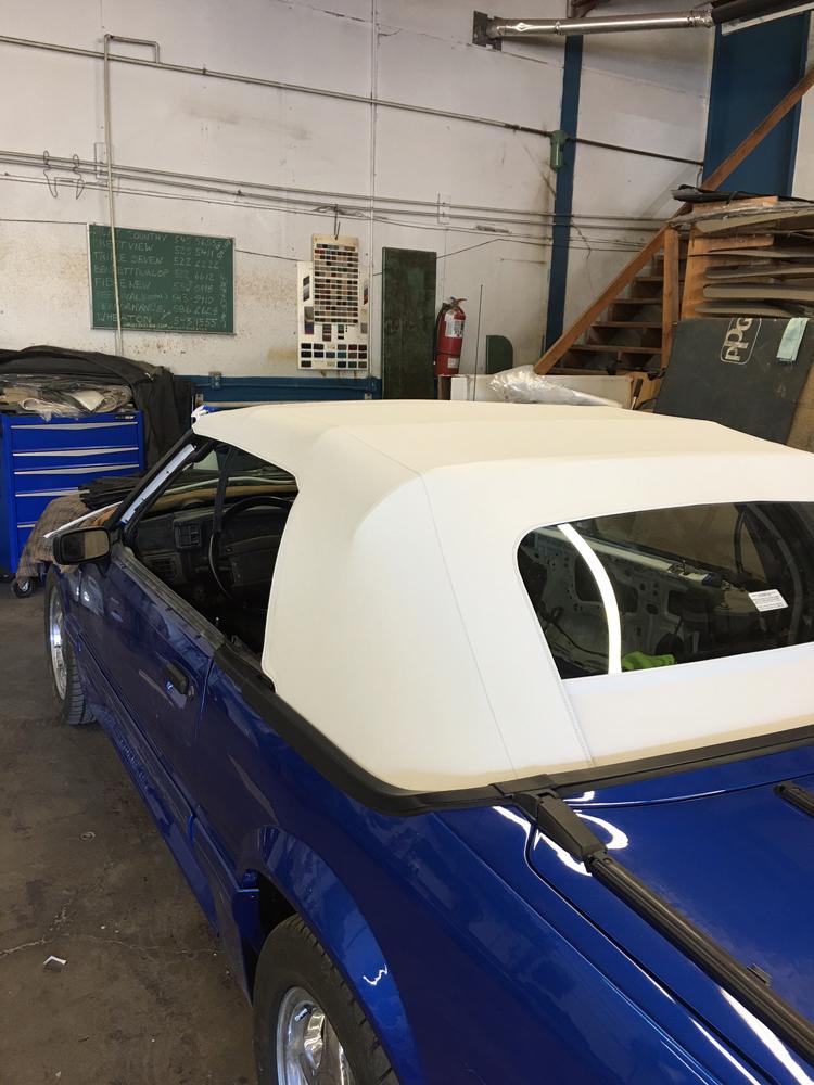 Cartops Auto & Boat Upholstery Shop in Regina Saskatchewan